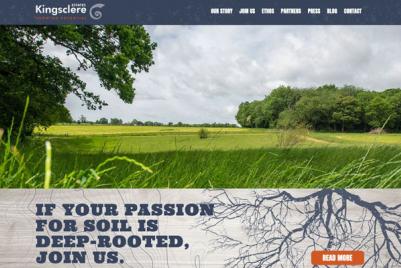 Kingsclere Estates new website