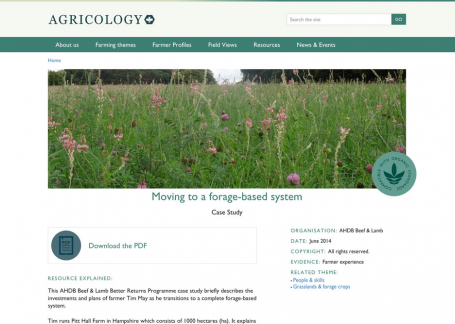Agricology Case Study
