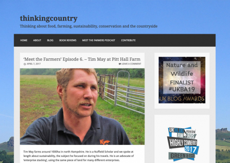 Thinking Country: Meet the Farmers