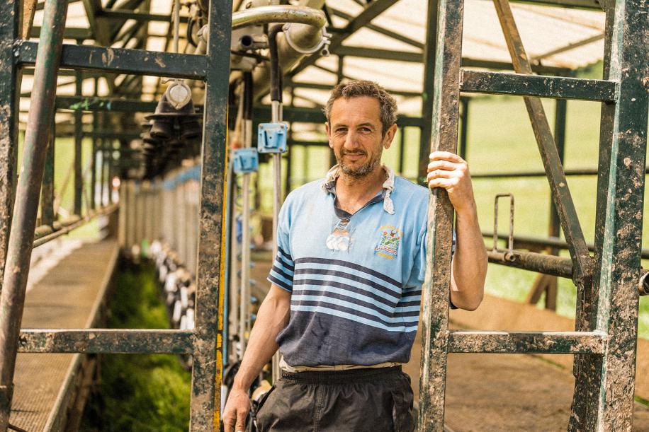 Kingsclere Estates Mobile Dairy